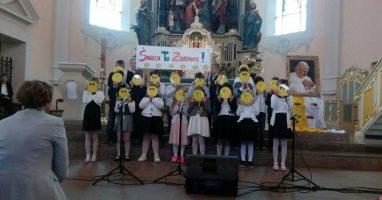 Koncert Papieski w Ujściu