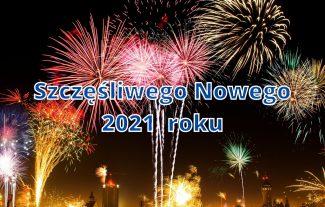 Życzenia na 2021.