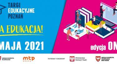 Targi edukacyjne on-line dla klas 7-8 i rodziców (7,8 maja 2021.)
