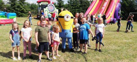 Festyn dla dzieci w Mirosławiu – 02.07.2021.