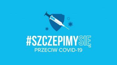 Informacja w sprawie szczepień przeciw COVID-19 organizowanych przez szkołę